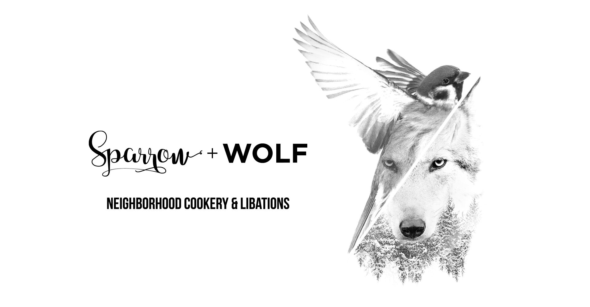 Sparrow + Wolf | Neighborhood Cookery & Libations